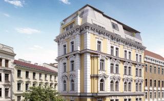 Außenfassade Magdalenenstraße