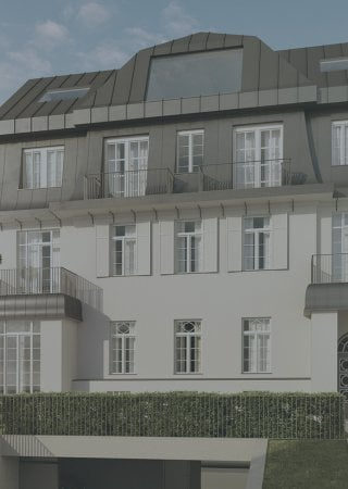 Außenvisualisierung Pötzleinsdorfer Straße