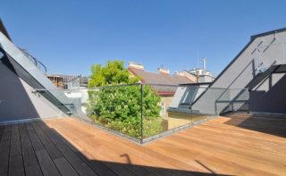 Dachterrasse Hofstattgasse