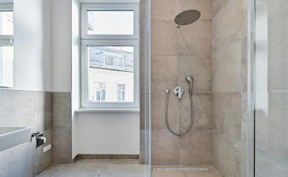 Badezimmer Blechturmgasse