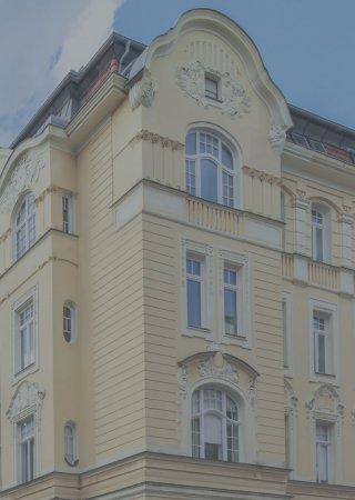 Fassade Edelhofgasse
