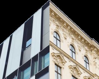Winegg Realitäten - Altbau und Neubau