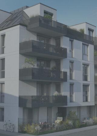 Grüner Wohnen in Liesing | Eigentumswohnungen WINEGG