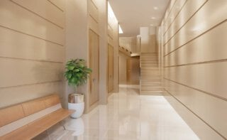 WINEGG-Neubauprojekt-Palma-Mallorca-Eigentumswohnungen-Galerie-Loby