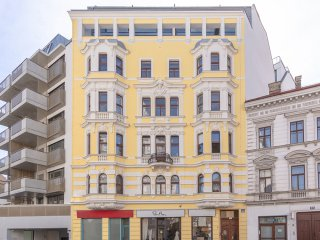 Fassade Schönbrunnerstraße