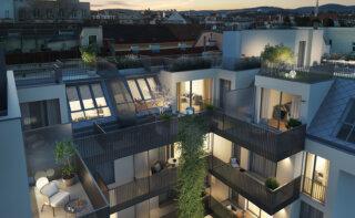 WINEGG-Eigentumswohnungen-Schopenhauerstrasse-1180-Wien-Hofansicht