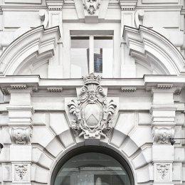 Winegg Realitäten - Büro Fassade